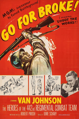 Go for Broke! (1951)
