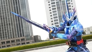 Kamen Rider Season 31 :Episode 38  The Galactic Sword That Sheathes the Holy Swords