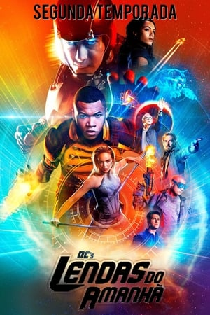 Legends of Tomorrow 2ª Temporada Torrent, Download, movie, filme, poster
