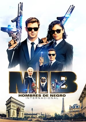 poster Men in Black: International