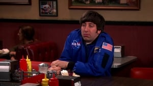 The Big Bang Theory Season 6 : The Re-Entry Minimization