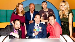 Rhod Gilbert, Sally Phillips, Tess Daly, Des O'Connor