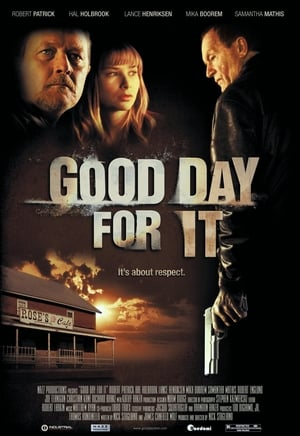 Good Day for It-Robert Patrick