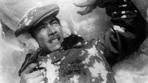 Japanese movie from 1947: Snow Trail
