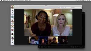 Unfriended Dark Web (2018) HD 720p