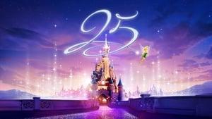 مشاهدة فيلم La Folie Disneyland Paris : L'Anniversaire des 25 ans du Parc مترجم