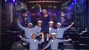 Helen Mirren with Foo Fighters