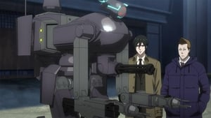 Psycho-Pass: Season 2 Episode 5