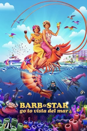 Poster Barb and Star Go to Vista Del Mar (2021)