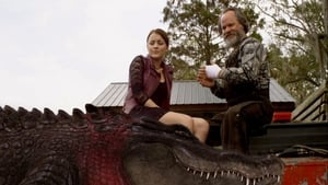 Mega-aligátor – A féktelen ragadozó