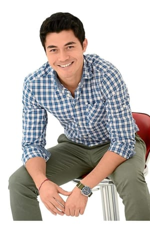 Henry Golding isNick Young