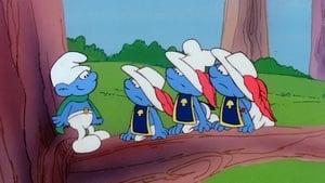 The Smurfs Season 2 :Episode 8  The Three Smurfketeers