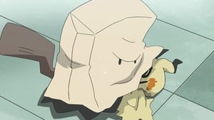 Pokémon Season 20 :Episode 38  Mimikyu Unmasked!