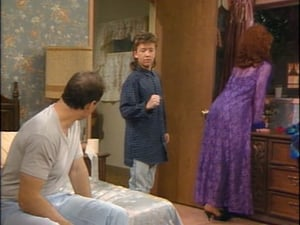 Married with Children S03E21 – Life's a Beach poster
