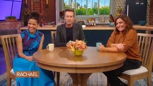Rachael Ray Season 14 :Episode 40  Edward Norton and His Co-Star, Gugu Mbatha-Raw, Are at the Kitchen Table