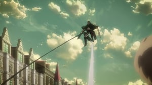 Attack on Titan Season 1 :Episode 24  Mercy: Assault on Stohess, Part 2