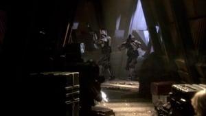 Seriale HD subtitrate in Romana Crucișătorul Stelar Galactica Sezonul 4 Episodul 20 Daybreak (2)