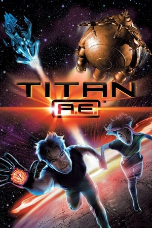 Titan A.e. (2000) is one of the best movies like The Martian (2015)