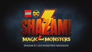 poster LEGO DC: Shazam! Magic and Monsters
