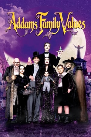 Addams Family Values streaming