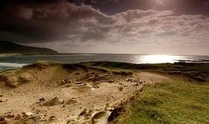 Barra, Western Isles - Bodies In The Dunes