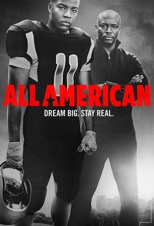 All American 1ª Temporada Torrent, Download, movie, filme, poster
