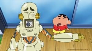 Crayon Shin-chan: Intense Battle! Robo Dad Strikes Back (2014)