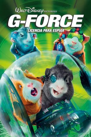 VER G-Force: Licencia para espiar (2009) Online Gratis HD