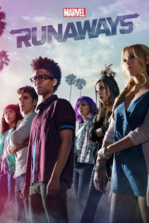 Marvel Runaways 1ª Temporada Torrent, Download, movie, filme, poster