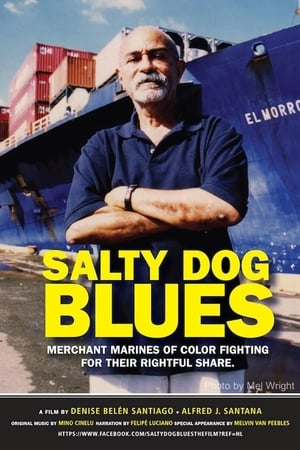 Salty Dog Blues poster