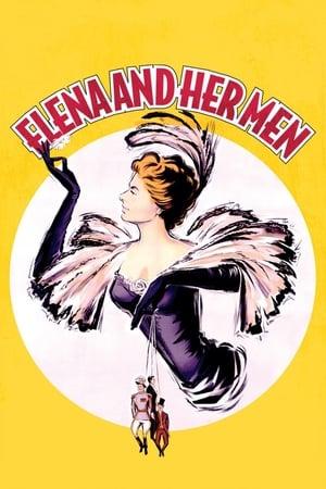 Elena and Her Men Elena et les hommes – Elena și bărbații (1956)