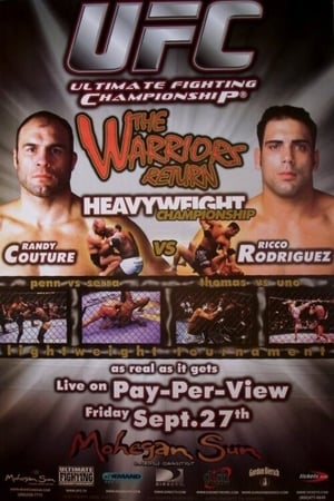 UFC 39: The Warriors Return-Azwaad Movie Database