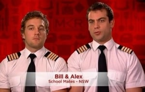 My Kitchen Rules Season 2 :Episode 10  Episode 10 - Bill and Alex (NSW)