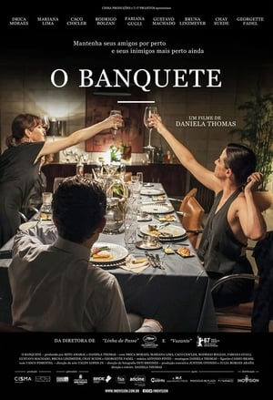 O Banquete Torrent, Download, movie, filme, poster