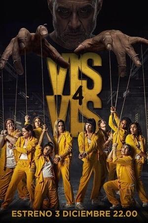 Vis a vis 4ª Temporada Torrent, Download, movie, filme, poster