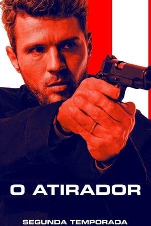 O Atirador 2ª Temporada Torrent, Download, movie, filme, poster