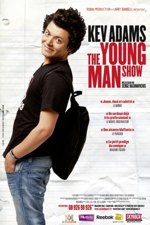 Kev Adams - The Young Man Show-Azwaad Movie Database