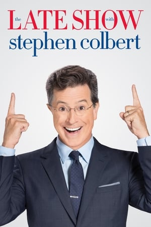 poster The Late Show with Stephen Colbert