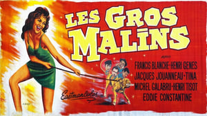French movie from 1969: Les gros malins
