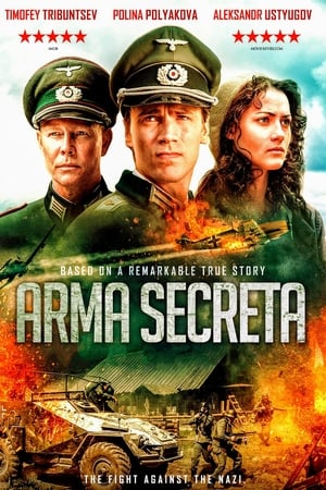 Arma Secreta Torrent, Download, movie, filme, poster