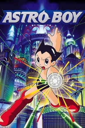 Astro Boy – Completo Torrent (2003) Dublado TVRip 480p Download