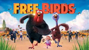 Free Birds 2013 Hindi Dubbed Dual Audio 720p BRRip 500Mb