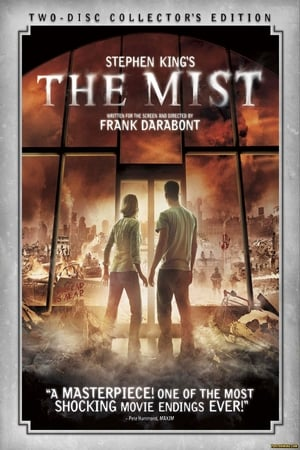 Image The Mist: Taming the Beast - The Making of Scene 35