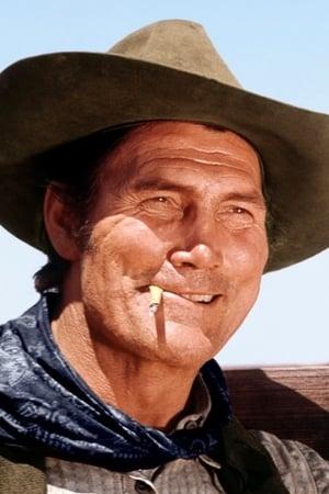 Jack Palance isSam Clayton