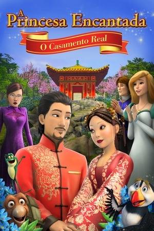 A Princesa Encantada:  O Casamento Real - Poster