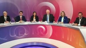 Question Time Season 40 :Episode 32  25/10/2018