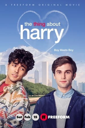poster The Thing About Harry
