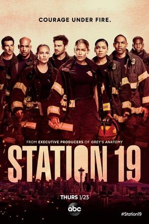 poster Station 19