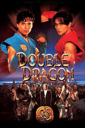 Double Dragon-Robert Patrick