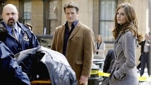 Episodio TV Online Castle HD Temporada 3 E20 Pizza mortal